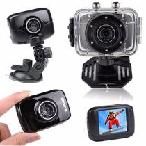 Camera Filmadora P Capacete Bike - Moto - Capacete - Show!