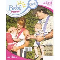 Bebe Passeio - Canguru - Até 15kg