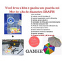 Kit De Pesca Com 73 Itens + Guarda Sol Gratis