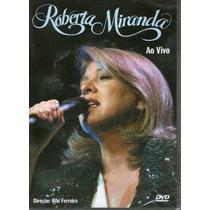 Dvd Roberta Miranda Ao Vivo!!