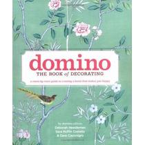 Livro Em Inglês - Domino : The Book Of Decorating