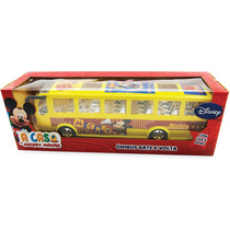 Ônibus Toyng Bate E Volta A Casa Do Mickey Mouse Disney