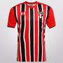 Camisa São Paulo Under Armour Away 2015 2016 Listra Tricolor