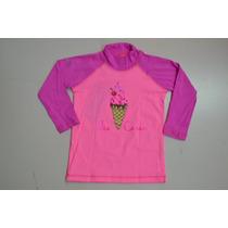 Camisa De Praia Com Proteção Solar Recco Ref;635433