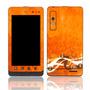 Capa Adesivo Skin371 Motorola Milestone 3 Xt860 + Kit Tela