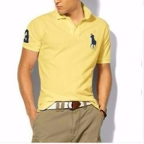 Camisa Gola Polo Ralph Lauren Importada - Frete Grátis
