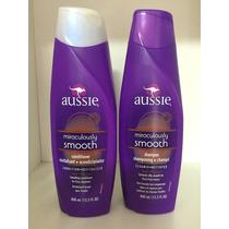 Kit Aussie Shampoo Smooth + Condicionador Smooth Original!!
