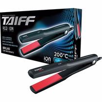 Prancha Taiff Red Ion Bivolt 200ºc Taiff