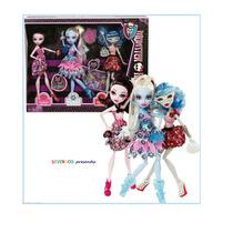 Monster High Festa Petit Poa Dot Dead - Original Mattel