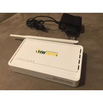 Roteador Wifi Oiwtech 2441 Apgn - Como Novo!