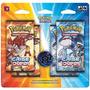 Pokemon Mini Expansão Crise Dupla Rivais Cards Magma Aqua