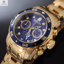 Relógio Invicta Cronógrafo Pro Diver 21923 Lançamento