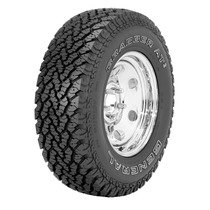 Pneu General Tire 245/70r16 Grabber At2 Owl 107t - Gbg Pneus