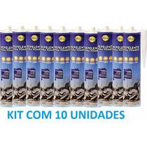 Repelente Pombos Formiga Morcego Gel Colly 265gr - Kit C 10