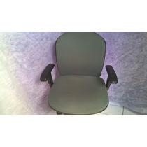 Cadeira De Escritório C/rodas E Descansa Braços (ergonômica)