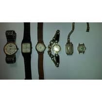 Relógios Citizen, Mondaine, Superatic, Outros - 6 Unidades