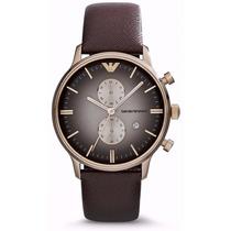 Relógio Empório Armani Ar1755 Original 12 X Sem Juros