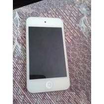 Ipod Touch 4ª Geração 16gb Branco Perfeito!