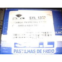 Pastilha De Freio Traseira Prado/hilux/pajero Full