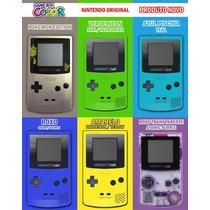 Game Boy Color Gbc Zero Novo Original Mesmo 12x Sem Juros !