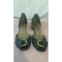 Peep Toe City Shoes