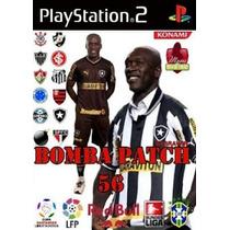 Patch We Winningeleven Bombapatch 56 Ps2 Jogo Futebol Play 2