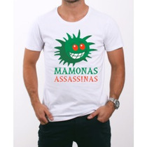 Camiseta Rock Mamonas Assassinas (up Idea)