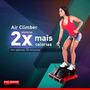 Acadêmia-8-dvd-air Climber+abdomen+alongamento+frete Gratis