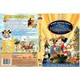 Os Tres Mosqueteiros Mickey Donald Pateta Dvd Original Novo