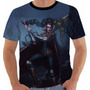 Camiseta Game League Of Legends Vayne Caçadora Noturna Lol