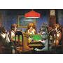 Placas Decorativas Dog Poker Jogo Baralho Cachorro Vintage