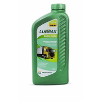Óleo Lubricante Lubrax Cg-4 Sae 15w-40 Para Motores Diesel