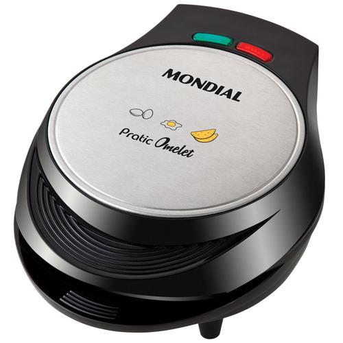 Omeleteira Elétrica Mondial - 1000w - om - 01
