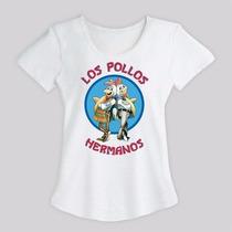 Camiseta Los Pollos Hermanos Baby Look