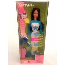 Raridade! Boneca Teresa Amiga Da Barbie Original Ano: 2000