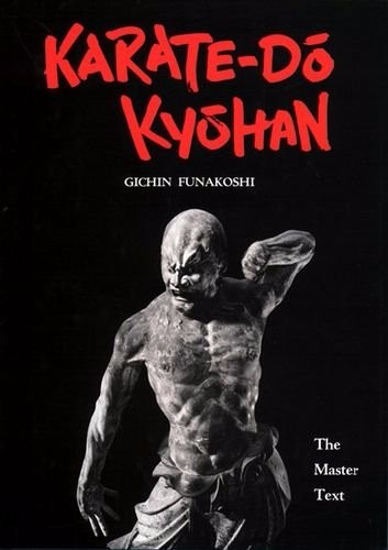 Livro Karate do Kyohan The Master Text