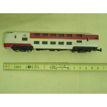 Miniatura De Locomotiva Japonesa Escala N Estática