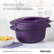 Panela De Pressão Microondas Tupperware Assista Ao Video