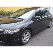Honda Civic Preto 2010 Vendo E Financio