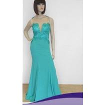 Vestido Verde Esmeralda/madrinha/casamento/formatura/15 Anos