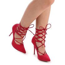 Sapato Scarpin Feminino Lara - Pink