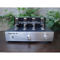 Kit Transformadores Amplificador Estereo Valvulado 50+50 W