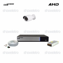 Kits De Monitoramento Ahd Luxvision 1 Câmera Infra Ahd P2p