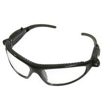 Óculos De Segurança Com Lanterna Lazer Incolor Steelpro