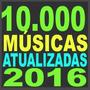 Receba Hoje 10mil Músicas Dj Funk Sertanejo House 2017 65gb