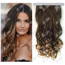 Cabelo Repicado Tictac 216 Ombre Hair 60cm 2/27 Californiana
