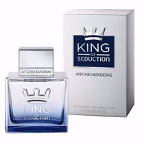 Perfume King Of Seduction Antonio Banderas For Men Original