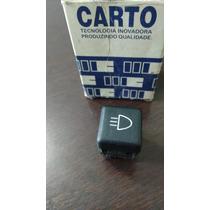 Botão Farol Milha Uno 1.5r Premio 84 95 Original Mcarto