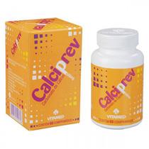 Carbonato De Calcio - Calciprev 500 Mg Com 60 Comprimidos