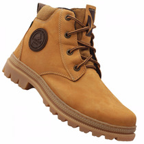 Bota Macboot Worker Leve Anatômica Blindagem Arenito Aren02